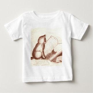 Reading is my Utopia Baby T-Shirt