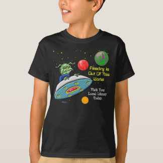 Reading Is Out Of This World T-Shirt