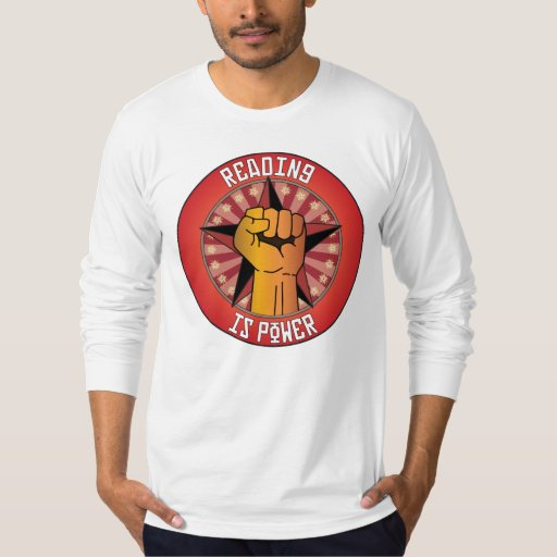 Reading Is Power T-Shirt
