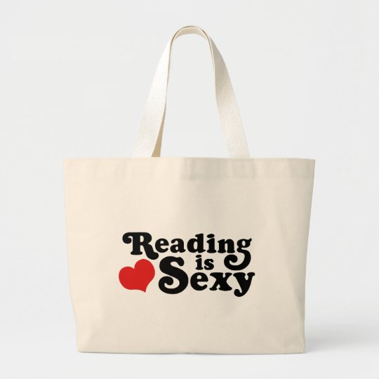 Reading Is Sexy Bag