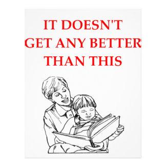 reading letterhead