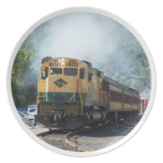 Reading Lines ALCO C-630 #5308 Dinner Plate
