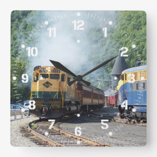 Reading Lines ALCO C-630 #5308 Wall Clocks