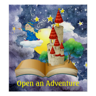 Reading - Literacy Poster - SRF