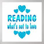 READING LOVE PRINT