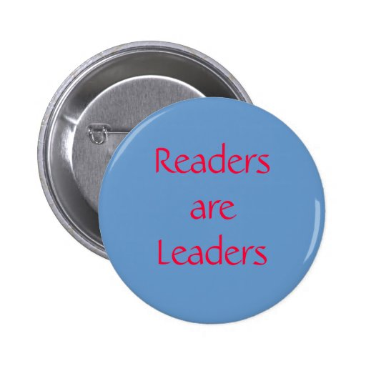 Reading matters ! 2 inch round button