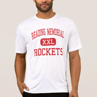 Reading Memorial - Rockets - High - Reading T-shirts