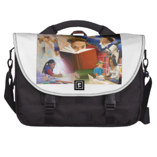 Reading Opens Up Possiblities Laptop Bags
