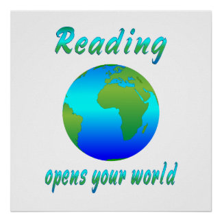 READING Opens Worlds Print