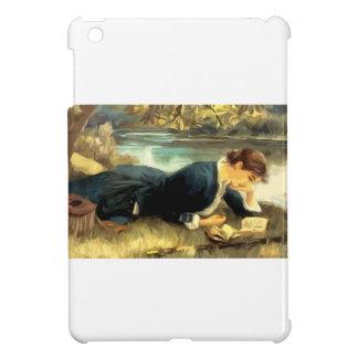Reading Or Fishing? iPad Mini Case