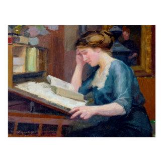 Reading Postcards