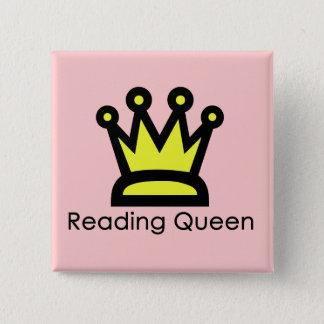 Reading Queen Button