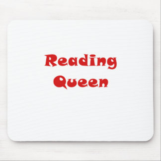Reading Queen Mouse Pad