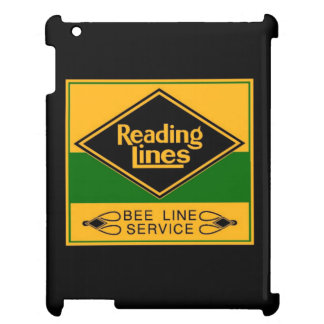 Reading Railroad,Bee Line Service Cover For The iPad