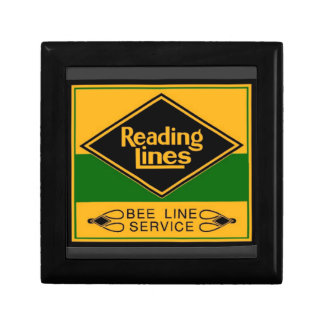 Reading Railroad,Bee Line Service Gift Box