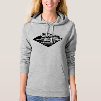 Reading Railroad Crusader Streamliner  Hoodie