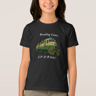 Reading Railroad GP-30 #3601 T-Shirt