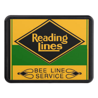 Reading Railroad Lines, Bee Line Service Hitch Cover