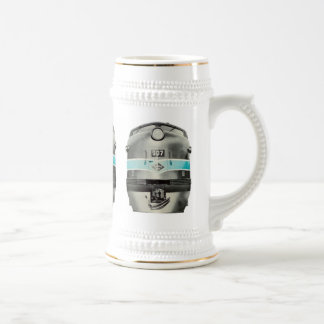 Reading Railroad Lines Diesel # 907 Beer Stein
