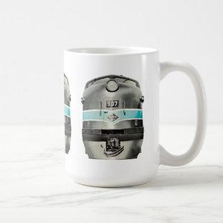 Reading Railroad Lines Diesel # 907 Coffee Mug Basic White Mug