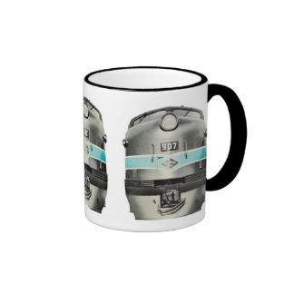 Reading Railroad Lines Diesel # 907 Coffee Mugs