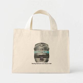 Reading Railroad Lines Diesel # 907 Tote Bag
