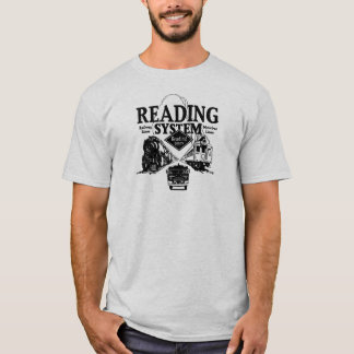 Reading Railroad System 1942 T-Shirt