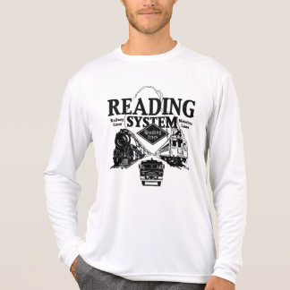 Reading Railroad System 1942 T-Shirt