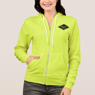 Reading Railway System Map & Logo Woman's Hoodie