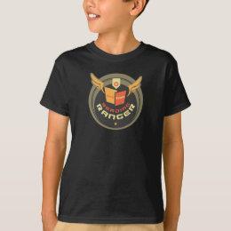 Reading Ranger - Black T-Shirt