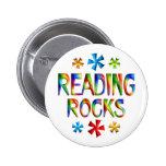 READING ROCKS 2 INCH ROUND BUTTON