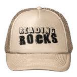 Reading Rocks Mesh Hats