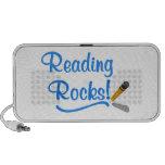 Reading Rocks! Portable Speakers