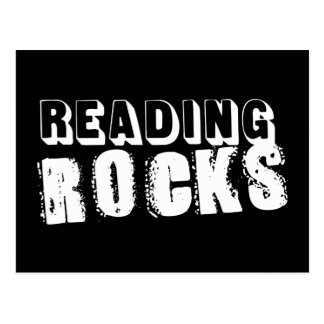 Reading Rocks Postcard