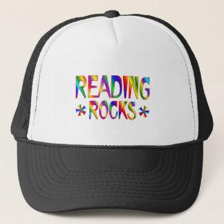Reading Rocks Trucker Hat