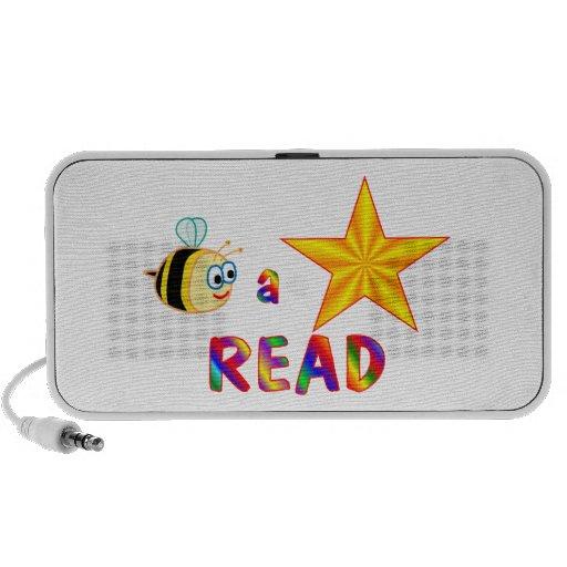 Reading Star Laptop Speaker