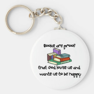 Reading T-shirts and Gifts. Keychain
