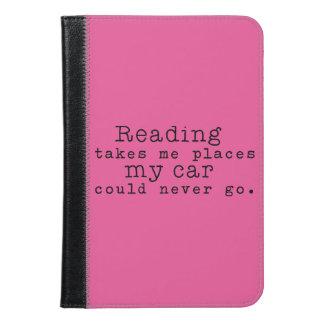Reading Takes Me Places iPad Mini Case
