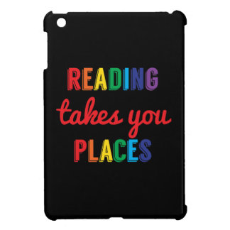 Reading Takes You Places, Love Reading Case For The iPad Mini