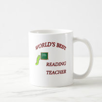 Reading Teacher copy Coffee Mug