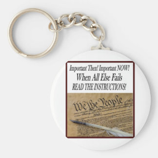 Reading the Constitution Keychain
