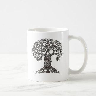 Reading Tree Coffee Mug