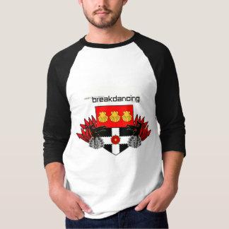 Reading University Breakdance Club Tee Shirt