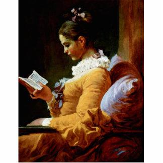 Reading Women By Fragonard Jean-Honoré (Best Quali Photo Cutouts