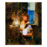 Reading Wonderland Poster