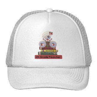 Reading, Writing, Arithmetic 4th Grade Teacher Hat