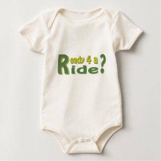 Ready 4 a ride? romper