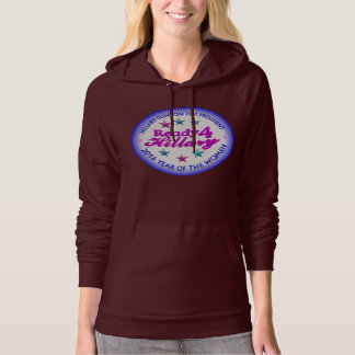 Ready 4 Hillary Clinton 2016 Year of the Woman Hoodie