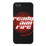 Ready Aim Fire iPhone 5 Case