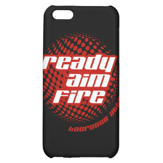 Ready Aim Fire iPhone 5C Cases